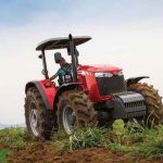 Massey Ferguson: The farmer's friend in Africa
