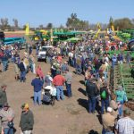 Big players show top technology at Val Farmers' day