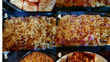 bacon and cheese casserol