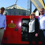 GSI and AGCO's powerful power generator will never let you down