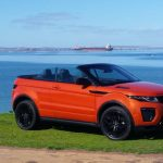 Range Rover Evoque Convertible: Topless in die Boendoes
