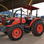 For the serious farmer:  Saro Agro offers next level Kubota tractors