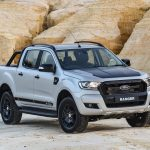 Locally-built Ford Ranger Spiced Up for 2018