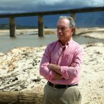 Group visited Theewaterskloof Dam to see climate change in action and cities' deepening water challenges