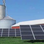 Green Energy foresees solar powered farms
