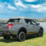 Mitsubishi Triton word atleties
