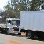 Hino improves their 500 range even more with Wide Cab models
