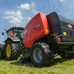 Valtrac introduces: Kuhn FB 3100 series big round balers