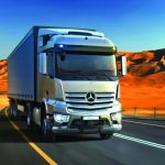 Meet the new Actros: A tough truck for Africa
