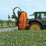 Control plant pests with Amazone's UF mounted sprayers