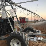 Pivot irrigation technology: Reach every square metre with a Zimmatic Lateral