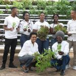 SAB INTRODUCES INNER-CITY ROOFTOP FARMING 'HOLA HARVEST' WITH YOUNG BLACK 'URBAN FARMERS'
