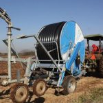 Easy-to-operate Ocmis irrigators lead with water efficiency