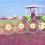 The operation and application of hay rakes and hay tedders