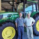 John Deere: It is all about the people out there
