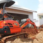 Kubota excavators make the difference for GDM Plumping & Projects