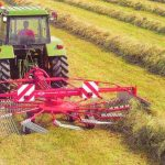 The operation and application of hay rakes and hay tedders – Part 3: The single rotor rake components