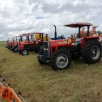 Tractors and implements for every farmer: Pick any size tractor at Saro Agro