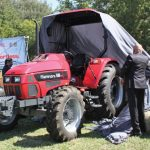 Meet the Mahindra top selling range – their TRACTORS