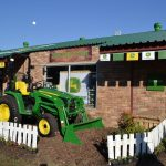 A new John Deere face, vision and technology at NAMPO
