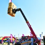 Manitou telehandlers and loaders lightens the load on the farm