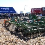 No-toil tilling, cutting, ripping with the Amazone Ceus-2TX