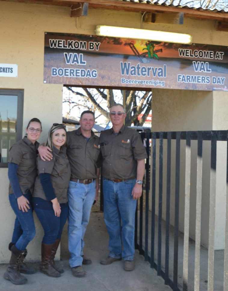 Val Farmers day