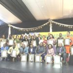 Minister Didiza honour top achievers in the extension and advisory services