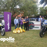 Apollo Tyres Africa makes a difference one step at a time