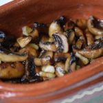 Mushrooms use less water for more food