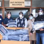Ford South Africa partners with Gift of the Givers to coordinate funds raised for COVID-19 face shields