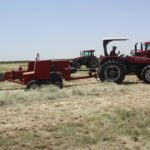 The operation and application of medium and big square balers: Part 7: