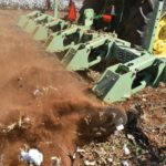 Pinch, pull and presto! Orthman gets rid of cotton residue