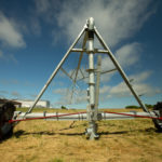 Reach every corner of the farm with the Reinke Mini centre pivot