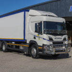 Inner city distribution: Scania delivers sustainability to our doorsteps
