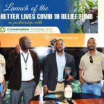 Better farms, better lives; Bayer prevents the COVID-19 health problem from turning into a hunger problem