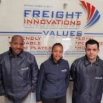 You can rely on Freight Innovations' transport solutions