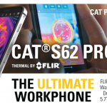 CAT S62 PRO IS BUILT FOR HARD WORK
