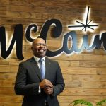 Unathi Mhlatyana, Managing Director at McCain Foods South Africa