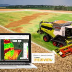 CLAAS TELEMATICS and Climate FieldView offer easy data management to help simplify farming operations
