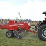The operation and application of medium and big square balers Part 1: Bale sizes, designs and component functions