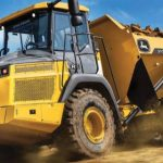 John Deere machinery touches African soil for the first time
